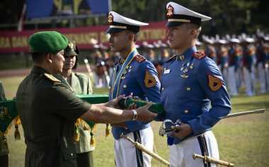 Doea Tanda Cinta Kisah Nyata Kehidupan di Akademi Militer