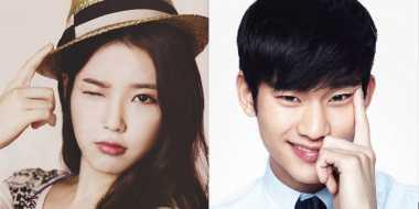 Kim Soo Hyun Kesulitan Dapatkan Nomor HP IU