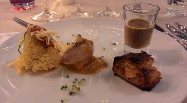 Wine Dinner Angkat Kelezatan Kuliner Bahari Nusantara
