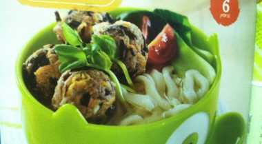 Resep Meatball Soup untuk Makan Siang