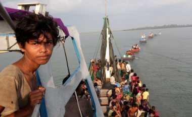 Menkumham Akui Pemerintah Kewalahan Tampung Ribuan Imigran