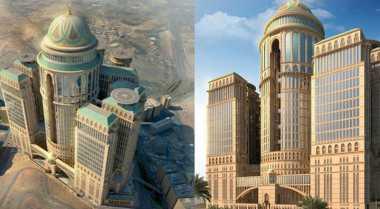 Hotel Terbesar Bakal Ada di Arab Saudi