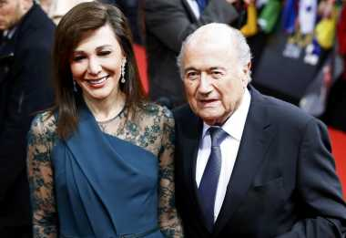 Presiden FIFA Diktator!