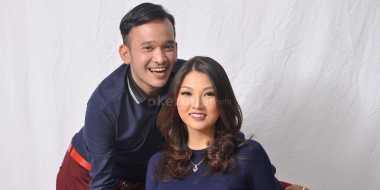 Ruben Onsu Menangis Ingat Istri dan Calon Anak