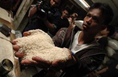 Jakarta Selatan Bebas dari Beras Plastik