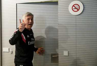 Ancelotti yang Malang