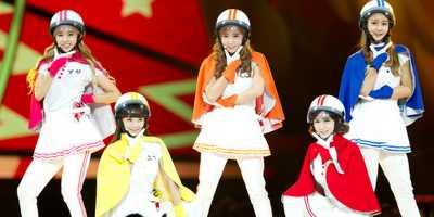Inilah Gaya Aneh Penyanyi K-Pop