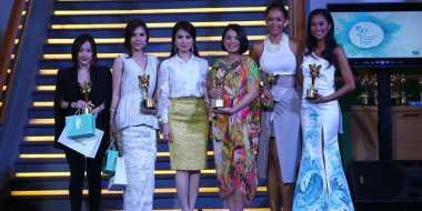 20 Wanita Dinobatkan Sebagai yang Tercantik di Indonesia