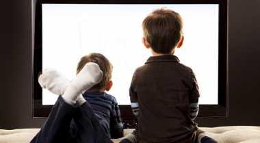 Televisi Sebabkan Anak Lamban Bicara