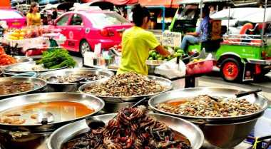 Street Food Mancanegara Wajib Dicoba