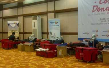Galang Donor Darah, MNC Ajak Karyawan Peduli Sosial
