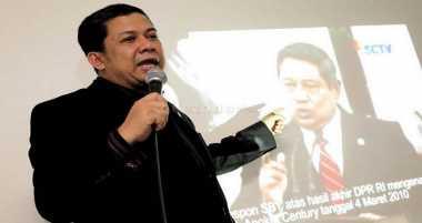 Fahri Hamzah Kritisi KPK yang Serang Hakim Haswandi