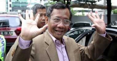 Mahfud MD: Kinerja Hukum Jokowi-JK Belum Optimal