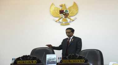 Jokowi Lantik Wagub Papua Barat di Istana