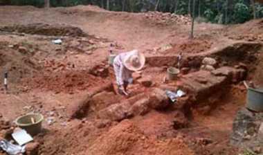 Bangunan Kuno Ditemukan di Tempat Angker