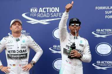 Hanya Pembalap Mercedes yang Bisa Juara F1