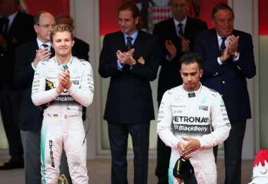 Rosberg Kaget Menang di Monaco