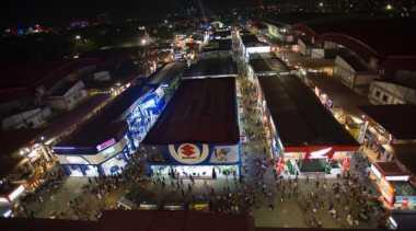 Jakarta Fair Kemayoran 2015 Lebih Bagus!