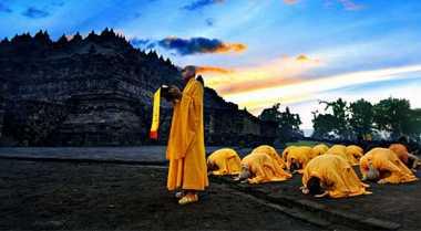 Perayaan Waisak 2015 di Borobudur Diperketat