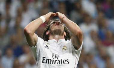 Bale Dianaktirikan Madrid