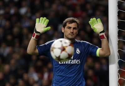 Casillas Tantang De Gea di Madrid