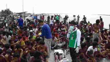 Mensos Sebut Ada Tiga Kelompok Pengungsi Rohingya