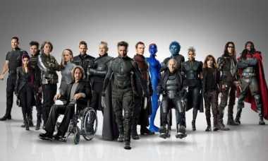 Tye Sheridan & Sophie Turne Kompak Bertempur di X-Men: Apocalypse