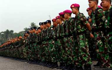 Tak Masalah Prajurit TNI Ikut Bursa Dirjen BC