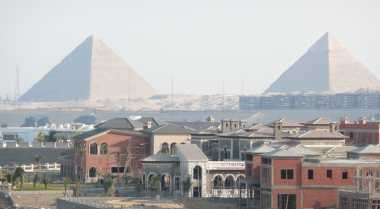 Landmark Dunia Sering Kecewakan Turis