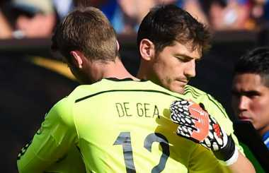Casillas Dukung De Gea ke Madrid