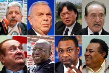 Komentar Legenda Inggris, Soal Kasus Korupsi FIFA