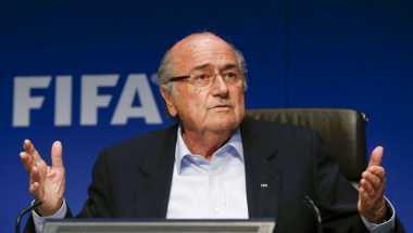 Blatter Absen di Konferensi Medis Calon Presiden FIFA