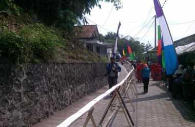 Warga Yogyakarta Bikin Tempe Sepanjang 100 Meter