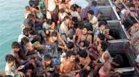Ratusan Santri Aksi Keprihatinan untuk Rohingya