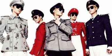 Album Baru SHINee Puncaki Chart Dunia
