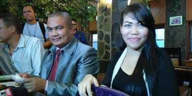 Istri Krisna Mukti Heran Cuma Dinafkahi Rp500 Sebulan