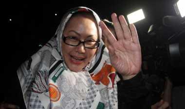 Ratu Atut Jalani Rekonstruksi Kasus Alkes di Gedung KPK