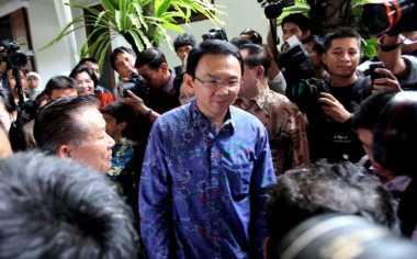 Ahok Setuju Usul Megawati Pindahkan Ibu Kota