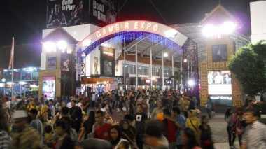Belum Dibuka, Jakarta Fair Kemayoran 2015 Diserbu Pengunjung