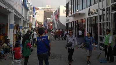 Begini Kondisi Jakarta Fair Kemayoran 2015