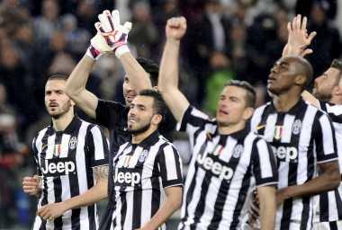 Kesuksesan Juve Tidak Bangkitkan Sepakbola Italia