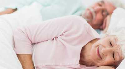 Mitos Kebutuhan Waktu Tidur Lansia