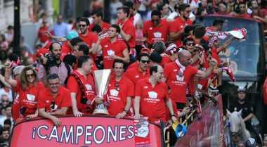 Klub Eropa Paling Jago di Final