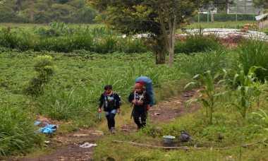 Lima Anggota Pramuka Hilang di Gunung Merbabu Ditemukan
