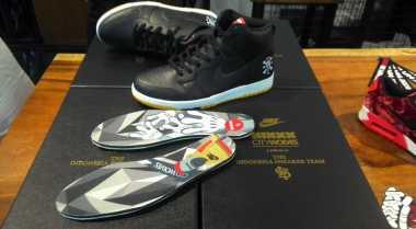 Sejarah Sepatu Sneakers Ada di Indonesia