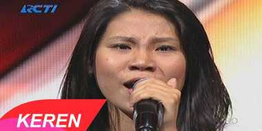 """Celine Dion Indonesia"" Lolos ke Gala Show X Factor"