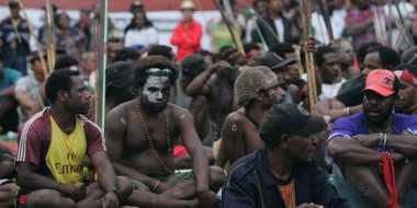 Komite Nasional Papua Barat Beraksi, Satu Warga Tewas
