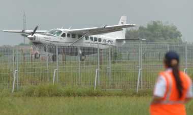 Roda Lepas, Pesawat Mendarat Darurat
