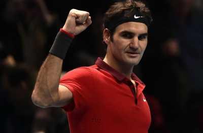 Ditemani Bidadari Mungil, Federer Melaju Mulus di Paris