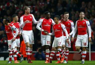 Kekuatan Finansial Akan Giring Arsenal Jadi Penantang Gelar